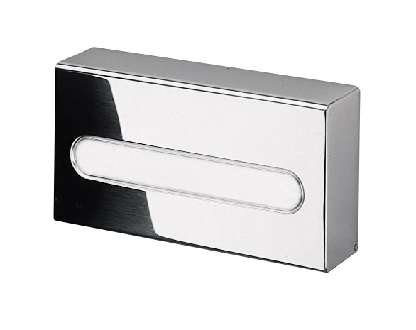 Inda Hotellerie Kleenex Dispenser Wall Mounted With Key 27